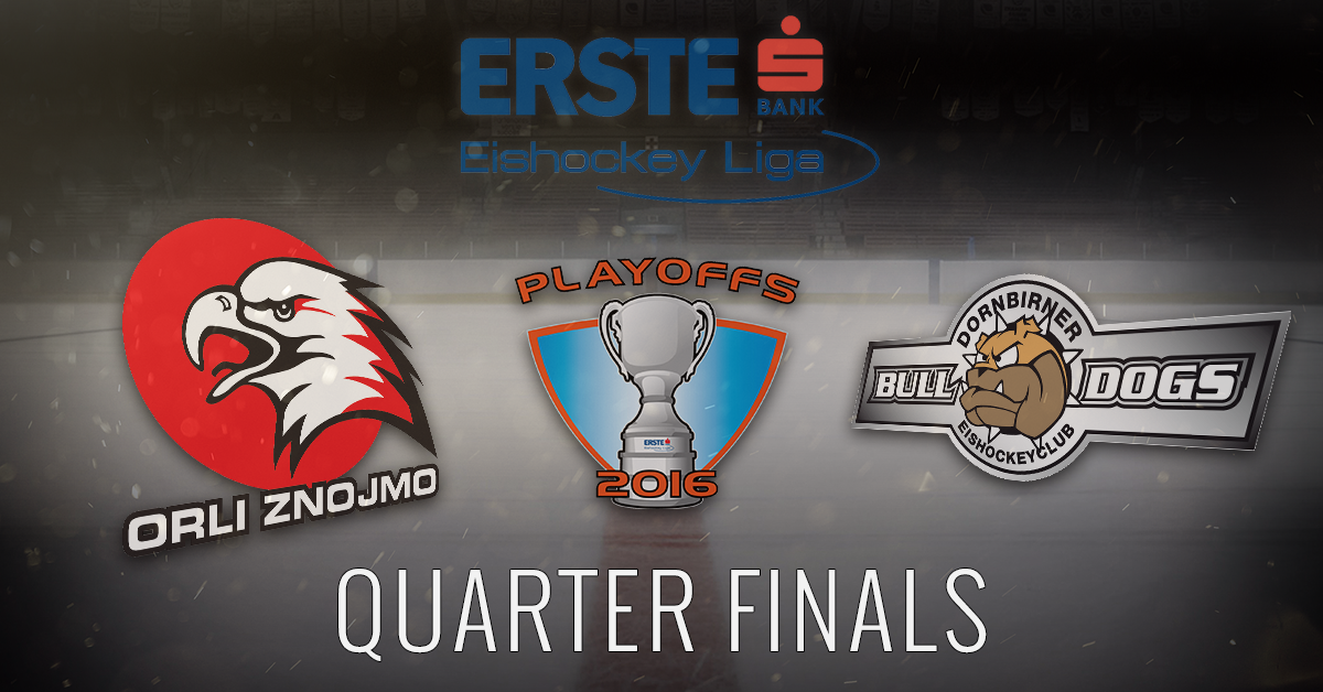 EBEL_Playoffs2016_Viertelfinale_Znojmo-Dornbirn