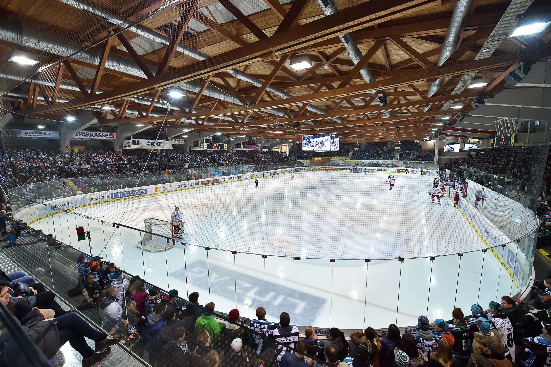 AUT, EBEL, Liwest Black Wings Linz vs HC Bozen