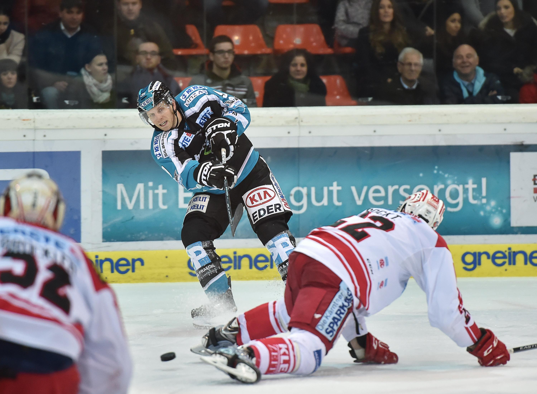 AUT, EBEL, Liwest Black Wings Linz vs KAC