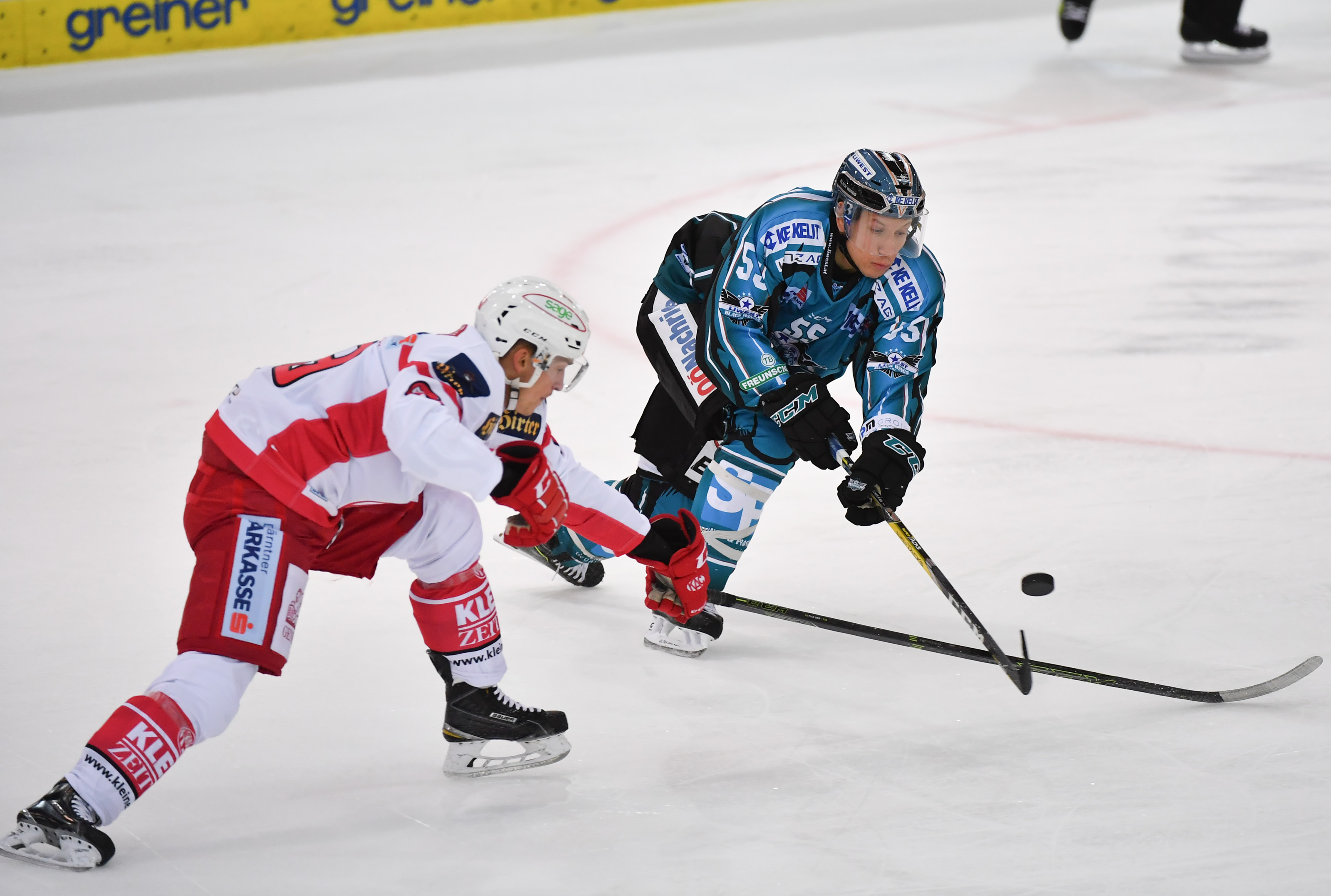 AUT, EBEL, Liwest Black Wings Linz vs KAC