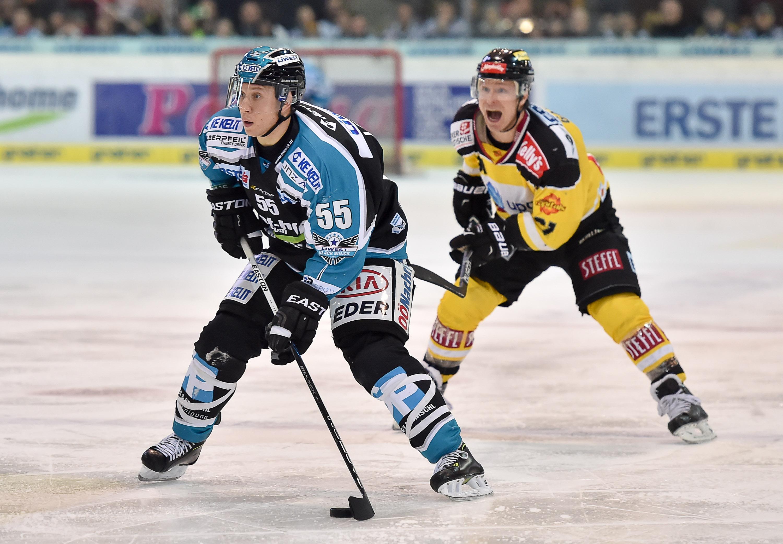 AUT, EBEL, Liwest Black Wings Linz vs UPC Vienna Capitals