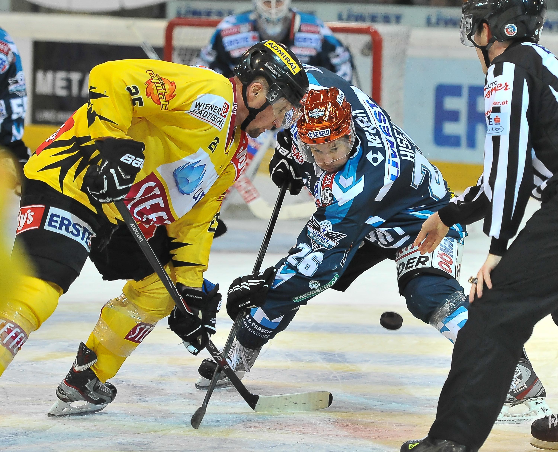 AUT, EBEL, Liwest Black Wings Linz vs UPC Vienna Capitels
