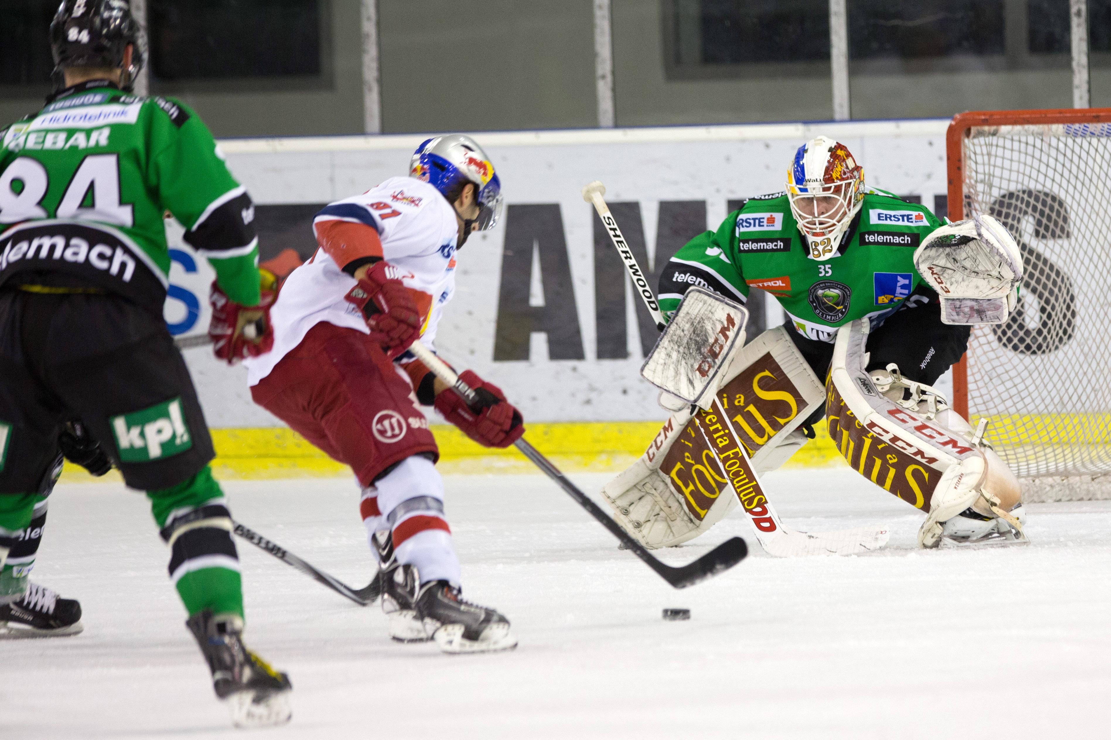 ICE HOCKEY – EBEL, Ljubljana vs EC RBS