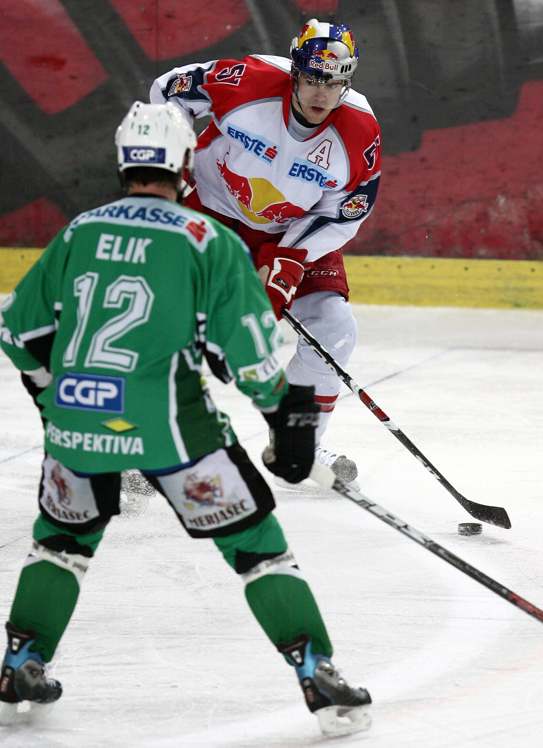 ICE HOCKEY – EC RBS vs Ljubljana