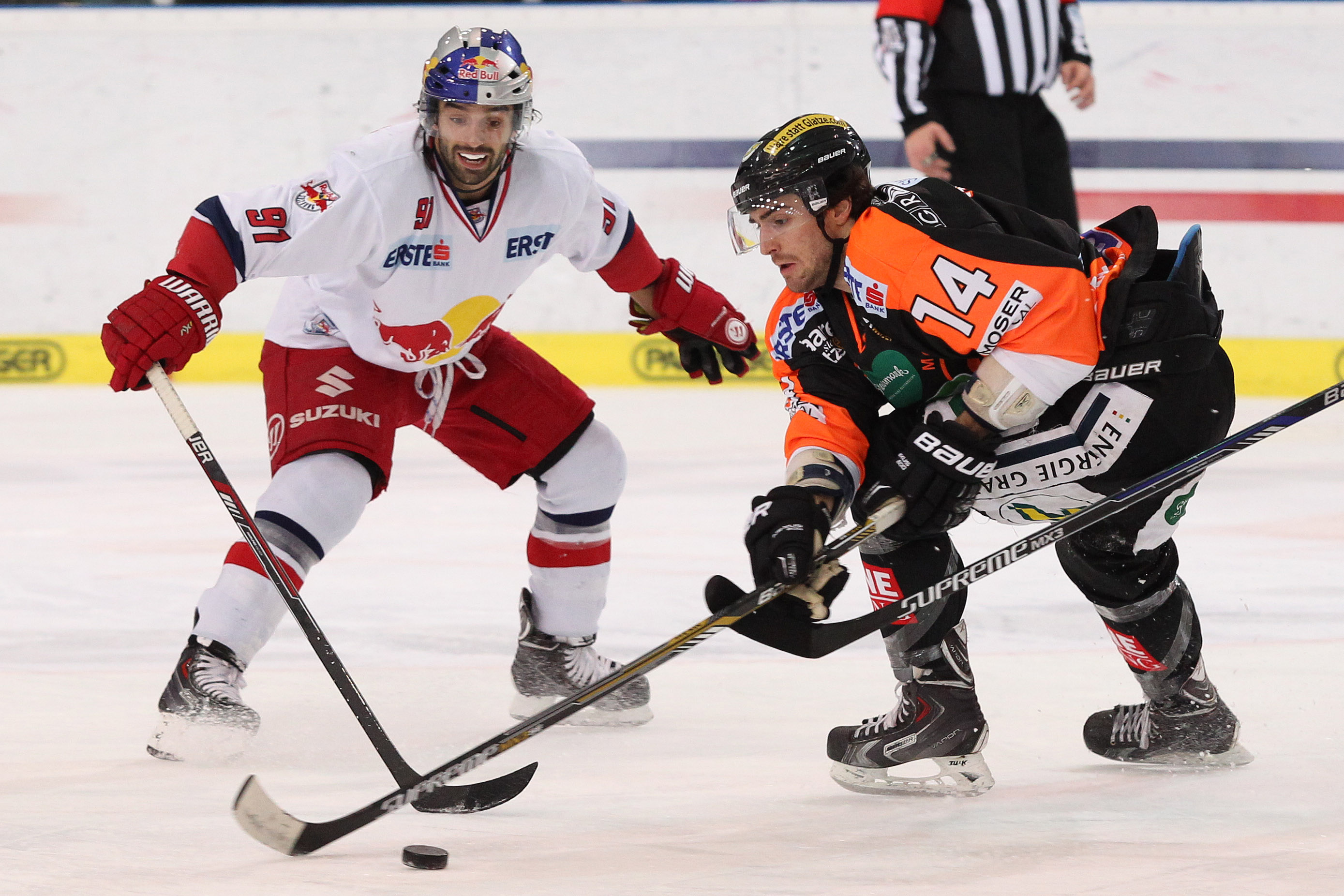 ICE HOCKEY – EBEL, EC RBS vs 99ers