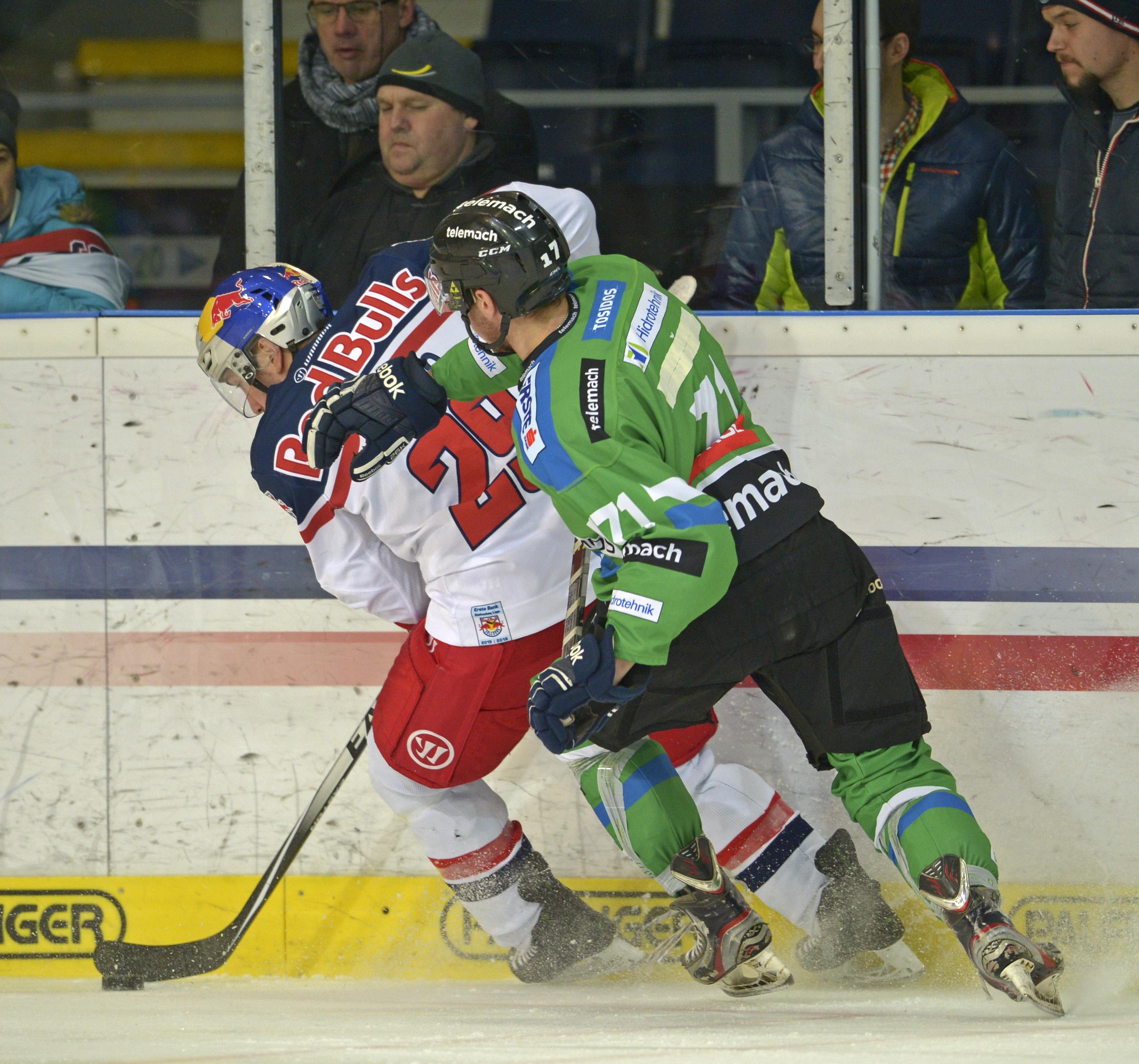 ICE HOCKEY – EBEL, EC RBS vs Ljubljana