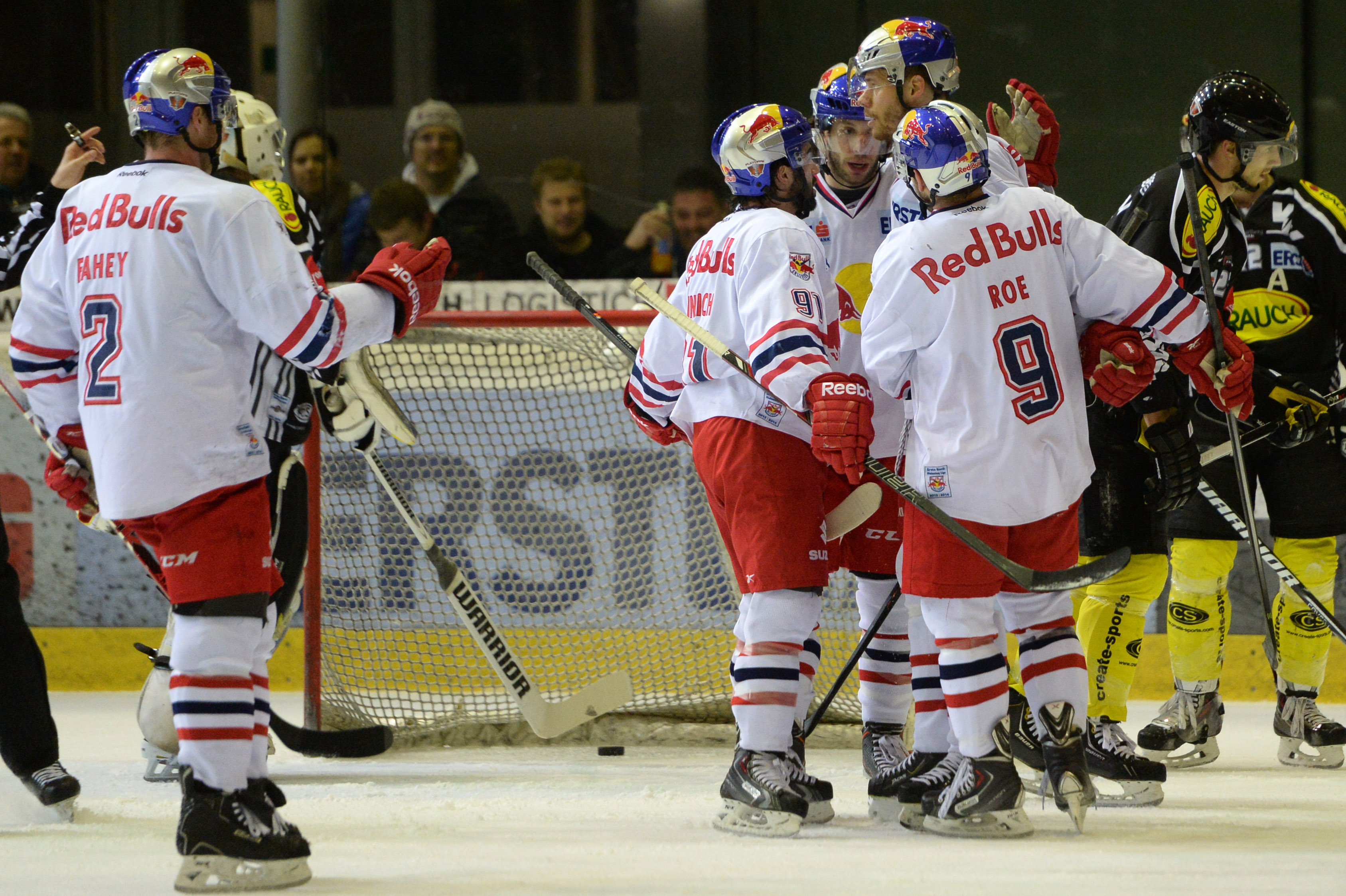 ICE HOCKEY – Dornbirn vs EC RBS