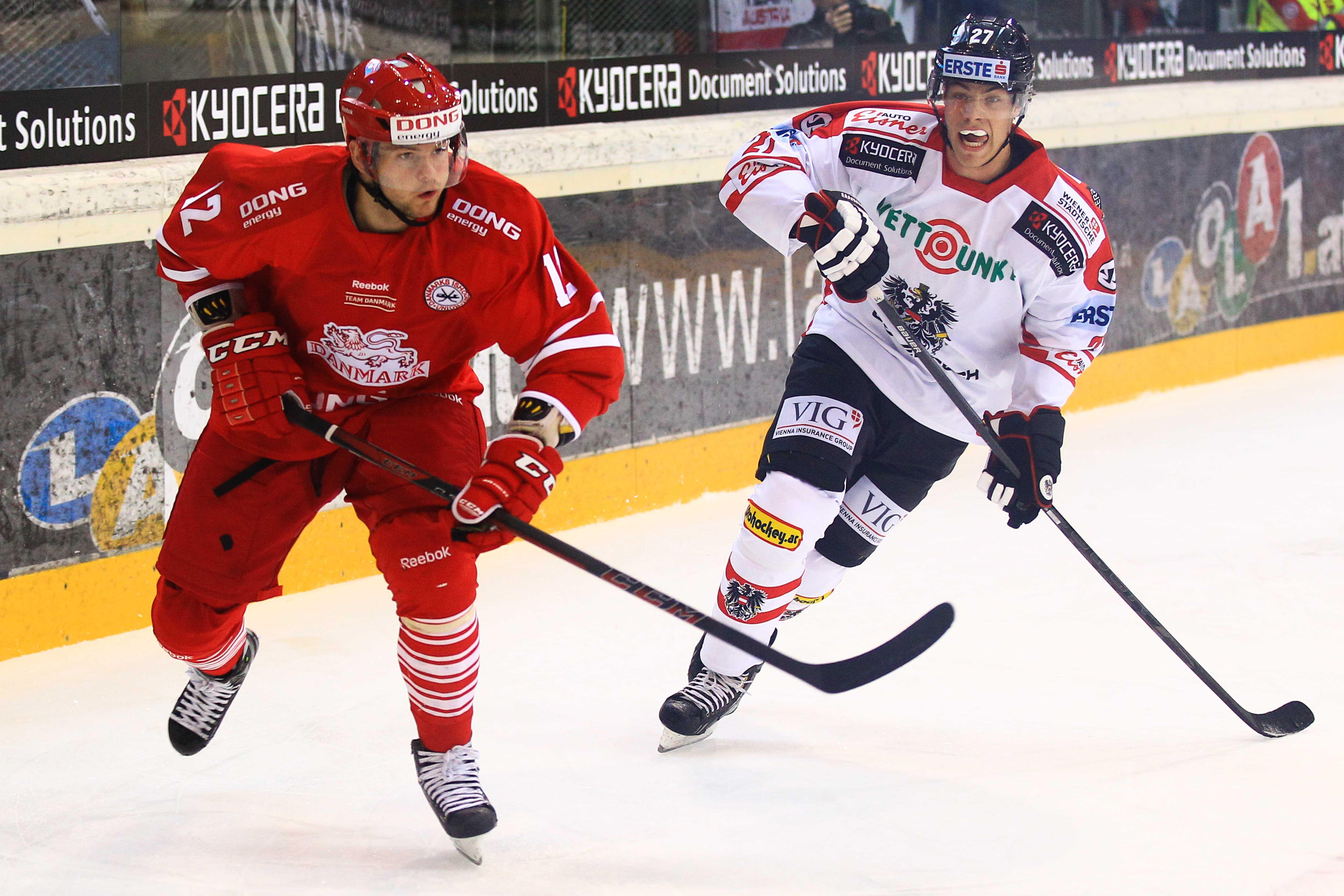 AUT, OeHV, Austria vs Daenemark
