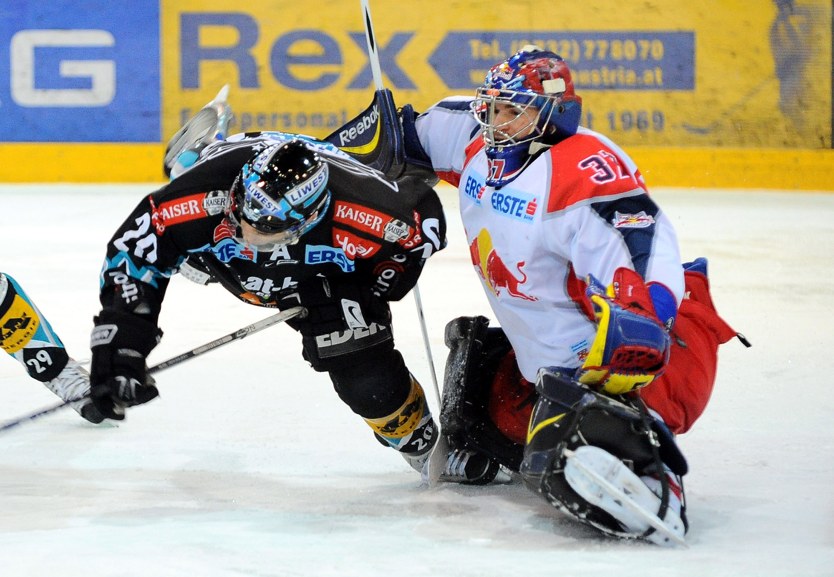 ICE HOCKEY – EBEL, Black Wings vs EC RBS