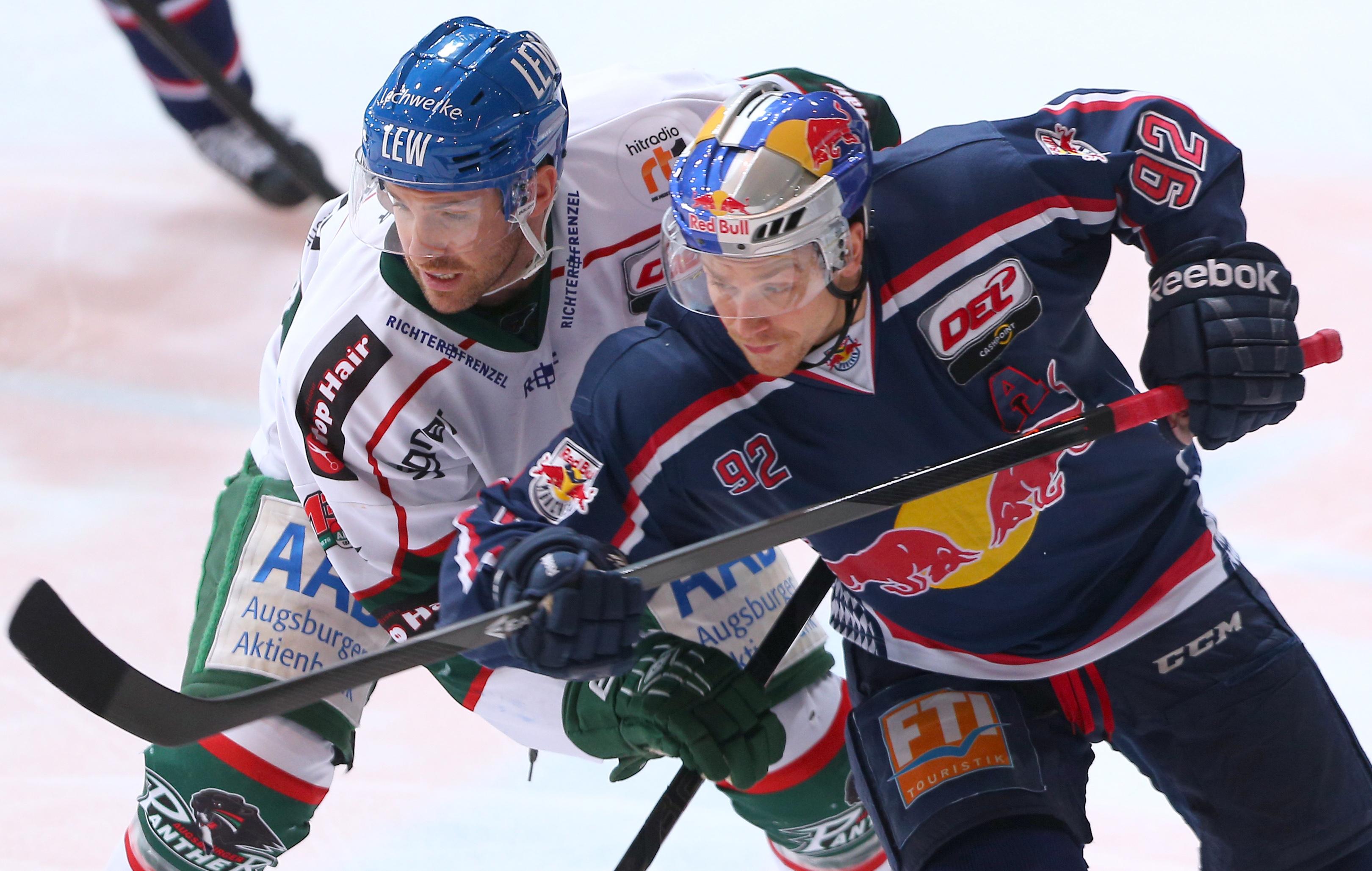 MГјnchen Augsburg Eishockey