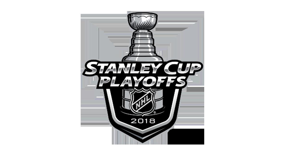 NHL Stanley Cup Playoffs Logo 2018