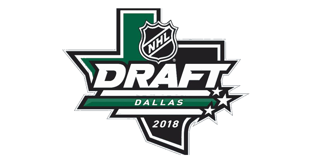 NHL Draft 2018 Dallas Logo
