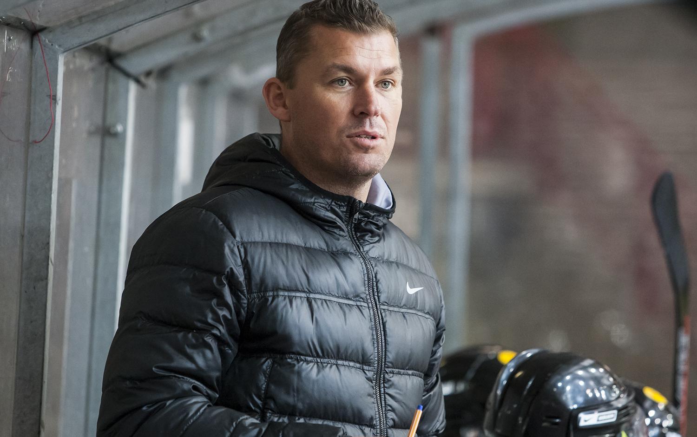 Head Coach Gilbert Kühn – EV Zeltweg