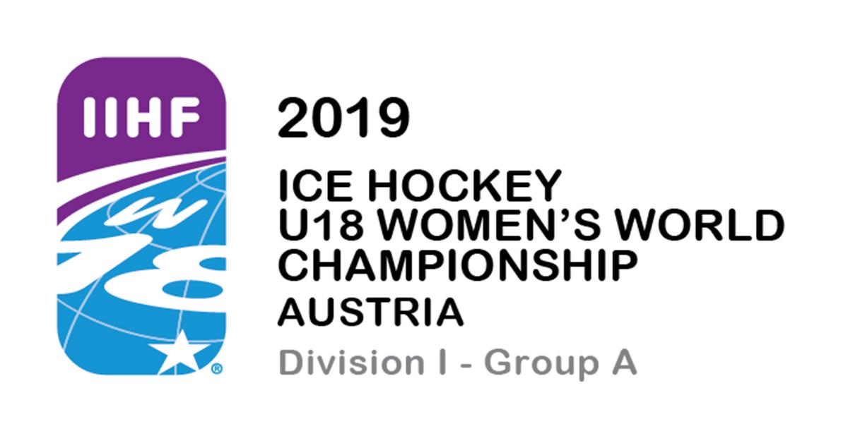 U18 Women's World Championship Austria IIHF 2018 WM