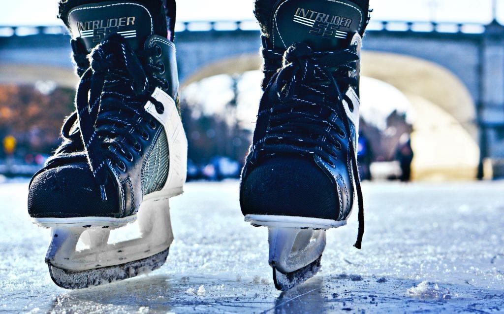 Eishockey_Skates_Beispielfoto_Archivbild