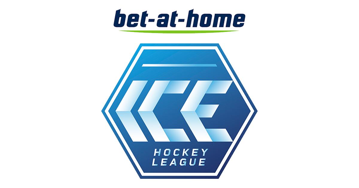 ICE HL ICEHL International Central European Hockey League Logo