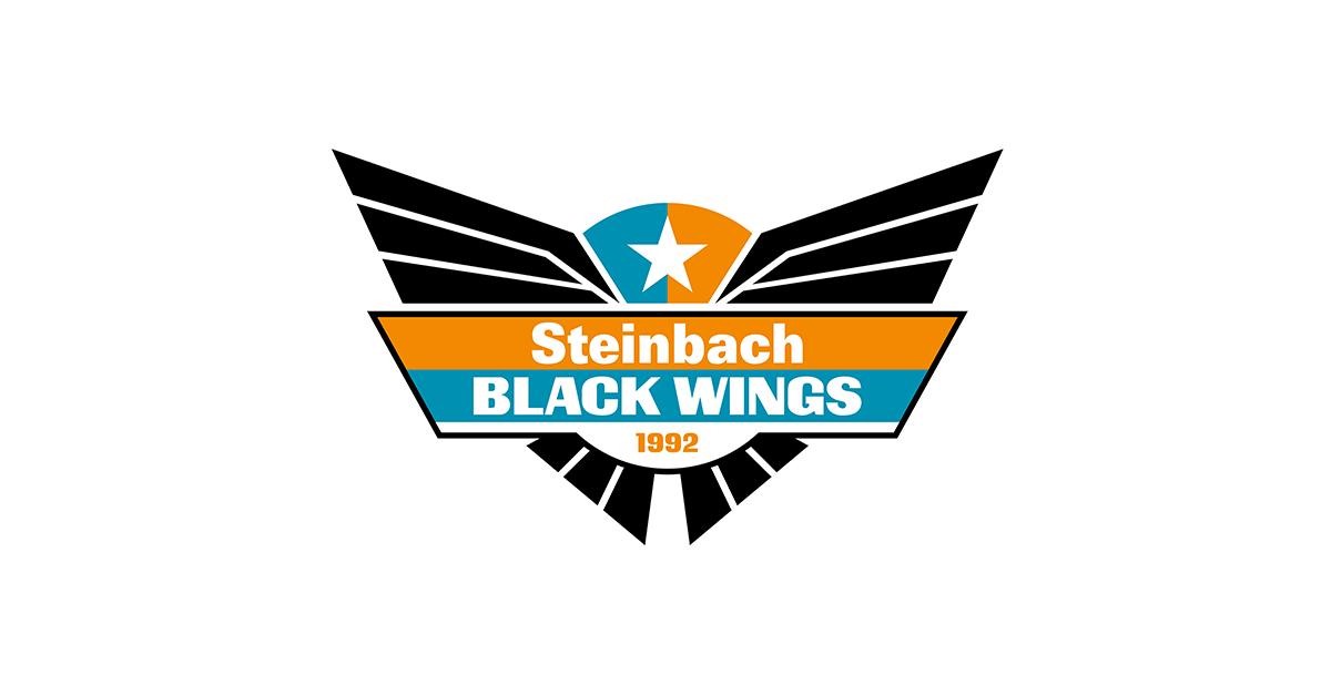 Black Wings Steinbach Logo 2020